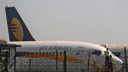 Jet Airways houdt vliegtuigen aan de grond door financiële problemen