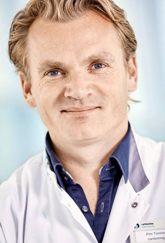 Cardioloog Pim Tonino