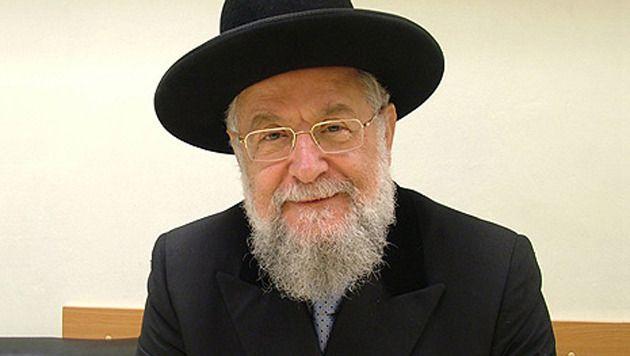 Yisrael Meir Lau.