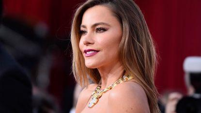 Sofia Vergara uit 'Modern Family' al 7 jaar bestbetaalde tv-actrice