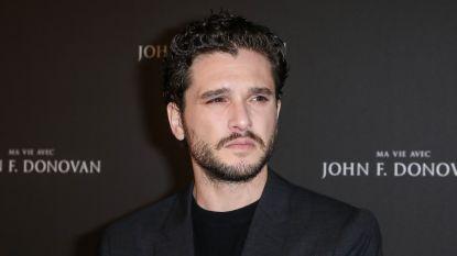 Kit Harington laat 'Game of Thrones'-personage Jon Snow (en dan vooral diens kapsel) achter zich