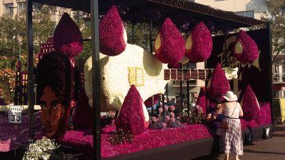 """Corsogroep Sint-Niklaas imponeert tijdens Bloemenstoet in Blankenberge: """"Praalwagen met 48.700 bloemen"""""""