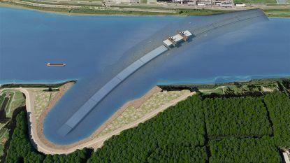 Lantis kiest aannemers voor bouw Scheldetunnel: elementen worden gebouwd in Zeebrugge en daarna afgevaren naar Antwerpen