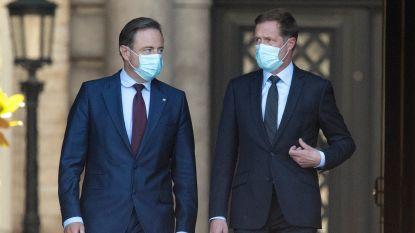 Duo Magnette-De Wever plant nieuw gesprek met liberalen, MR herbevestigt as met Open Vld