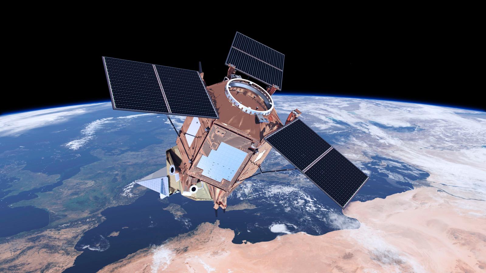 Tropomi is in 2017 gelanceerd, vastgekoppeld aan Sentinel-5 Precursor. Deze satelliet van de Europese ruimtevaartorganisatie ESA is onderdeel van het aardobservatieprogramma Copernicus. Het meet - net als OMI - de luchtkwaliteit boven de aarde, maar nog uitgebreider en veel nauwkeuriger.