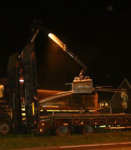 Rotterdammers met gestolen trekkers en rijplaten aangehouden in Zuilichem