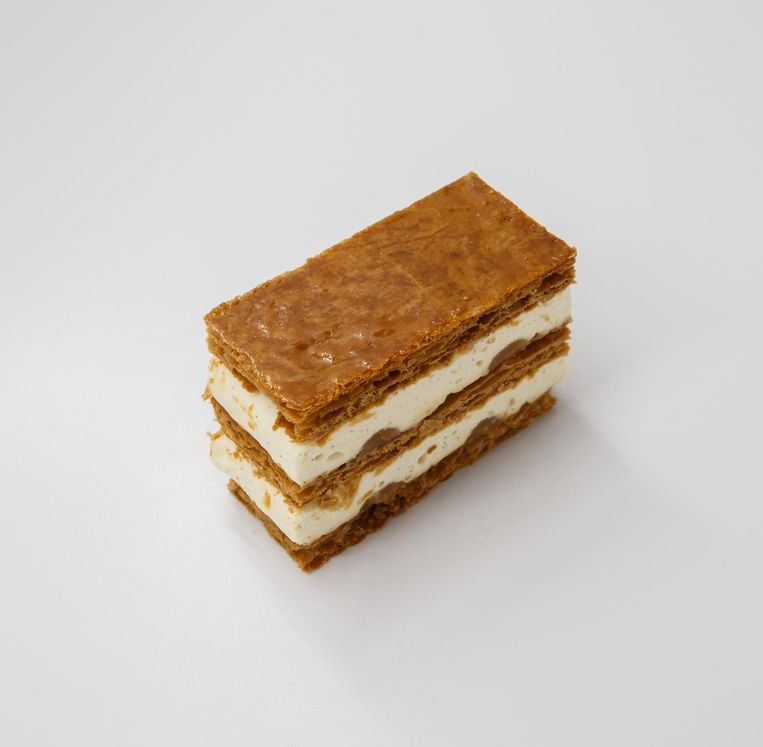 Mille-feuille Beeld Carly Wollaert