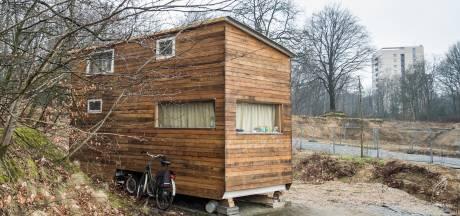 Veel belangstelling voor Tielse tiny houses