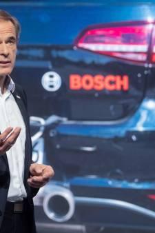 Dieselkoning Bosch denkt dat waterstof de toekomst is