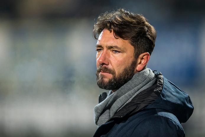 Peter van den Berg gaat aan de slag bij Feyenoord.