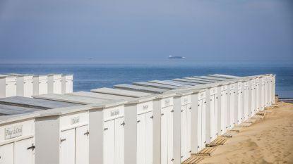 Particulieren krijgen toestemming om strandcabine op te bouwen