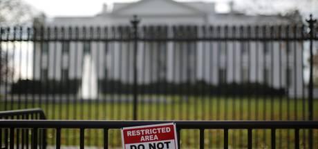 Gebied rondom Witte Huis tijdelijk afgezet vanwege verdacht pakketje