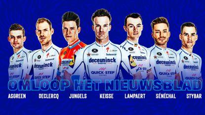 KOERS KORT (26/02). Definitieve selecties voor Omloop en Kuurne - geen olympisch ticket voor Belgische vrouwen in ploegenachtervolging