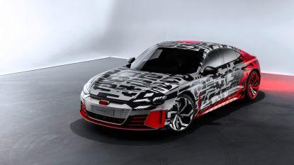 Audi presenteert tweede elektrische model