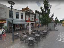 Pand in centrum Veenendaal dreigt in te storten en moet afgebroken worden