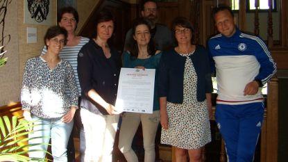 Gemeente Heuvelland ondertekent charter Gezonde Gemeente