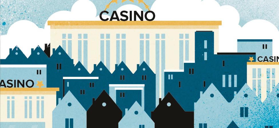 'In de binnenstad draait het om leisure, daar hoort een casino bij'