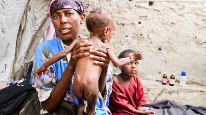 Enorme droogte bedreigt Hoorn van Afrika