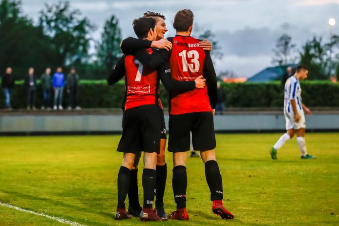 Bavos won donderdagavond met 0-6 van ELI en pakte de winst van de tweede periode.