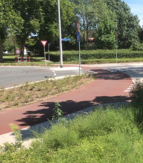 Rotonde Ringbaan-Oost in Zevenaar op slot: verkeer wordt omgeleid