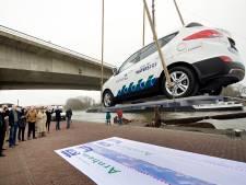 Bedrijven pleiten voor 100 tankstations voor waterstofauto in Gelderland