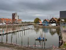 Baggerwerk havens Kampen zo goed als klaar
