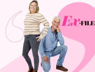 """Ex-partners Peter (56) en Catherine (52) kunnen na hun breuk nog door dezelfde deur: """"Als ik een probleem heb, dan kan ik Peter bellen. Andersom ook."""""""