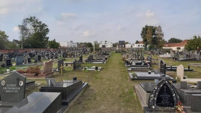 Draag geen hoge hakken bij je kerkhofbezoek: Zelzate wil inwoners  niet zien wegzakken in nieuwe groene paden