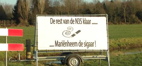Mariënheem timmert stevig aan de weg in N35-actie