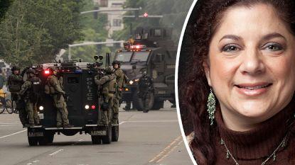 """Expert in politiek geweld voorspelt nog erger in de VS: """"Er zijn mensen aan het werk die op een burgeroorlog hopen"""""""