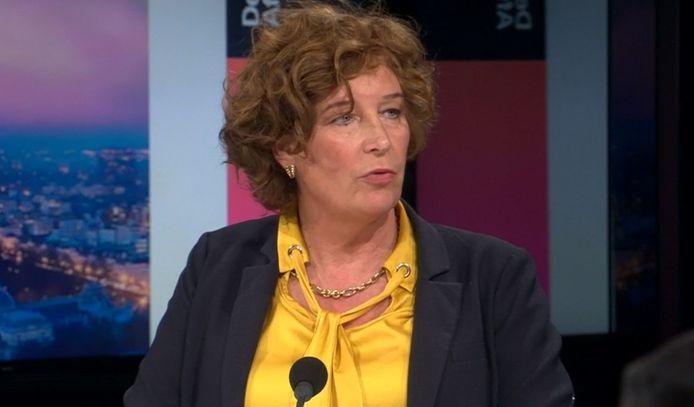 Petra De Sutter (Groen), vice-Première ministre