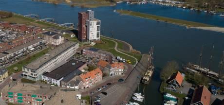 Beschermde status voor huizen Buitenhaven Kampen kansloos