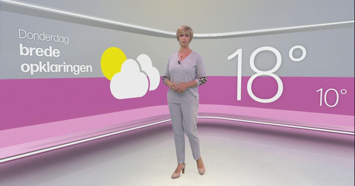 Sabine Hagedoren maakt al kwarteeuw het mooie weer op tv ...
