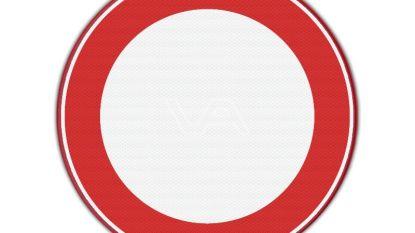 Leuvensesteenweg afgesloten voor saneringswerken