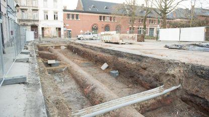 Archeologen leggen De Vrijheid bloot