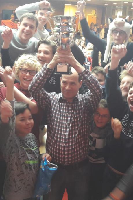 Hafid Draoui uit Hulst is de beste leraar van Zeeland 2018