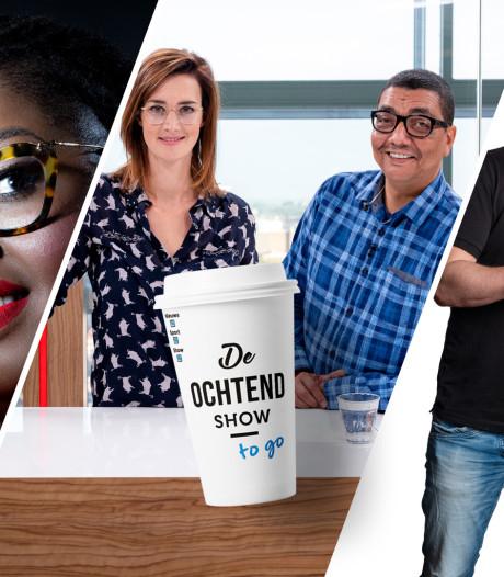 Nieuw: Kijk naar en reageer op De Ochtend Show to go