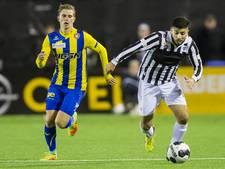 Dean van der Sluys verlengt bij FC Oss