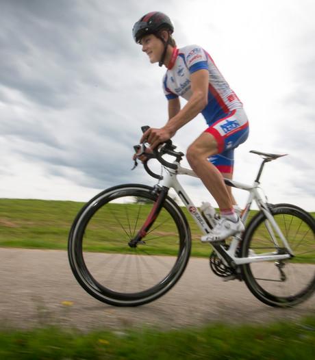 Laatste kans wielrenners bij  de Ronde van Oosterhout