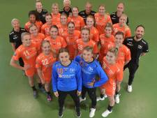 Vijf handbalsters Oranje in verplichte quarantaine