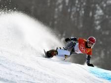 Ledecka schrijft olympische geschiedenis in de sneeuw