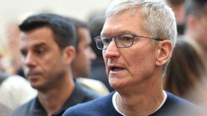 """Apple-CEO Tim Cook verdedigt beslissing om app te verwijderen: """"Technologie ten kwade ingezet"""""""