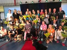Hierden sportploeg van het jaar in Harderwijk