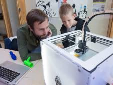 11 december: Leer 3D printen in Bibliotheek Sint-Annaland