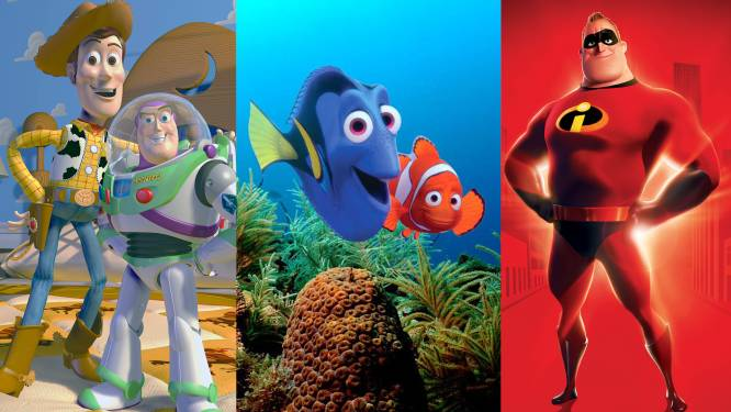 Van 'The Incredibles' tot 'Toy Story': deze Pixars krijgen kortfilm op Disney+
