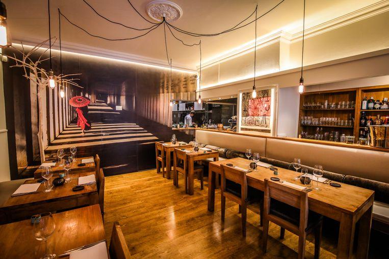 Restaurant De Mangerie.
