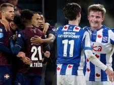 Zo werden Heerenveen en Willem II de surprises van dit seizoen