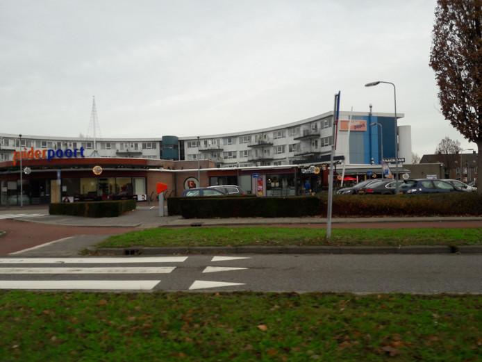 Enkele buurten rond winkelcentrum Zuiderpoort moeten de komende jaren op de schop, om de leefbaarheid op orde te houden