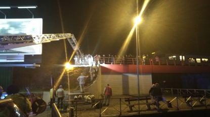 Honderdtal treinreizigers geëvacueerd na persoonsongeval in Gent