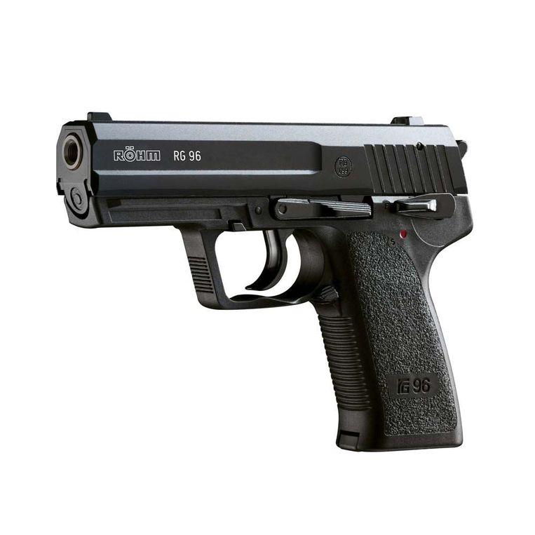 Sommige alarmwapens lijken op een echt vuurwapen.